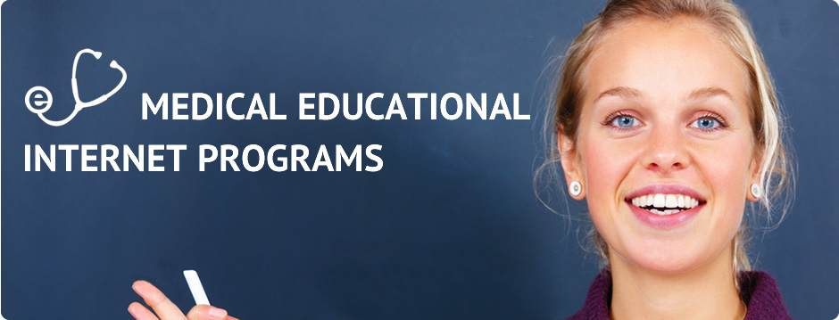 Medical Educational Internet Programs